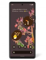 Google Pixel 6 dalam Stormy Black