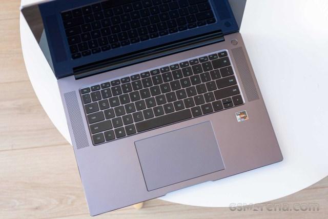 Huawei Matebook 16 with Ryzen 7 5800H review