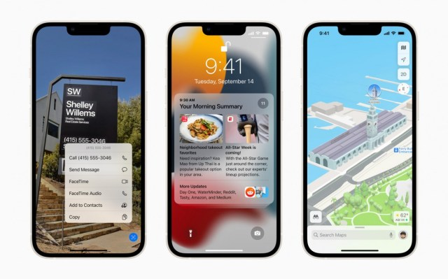 Apple releases iOS 15.0.2 and watchOS 8.0.1