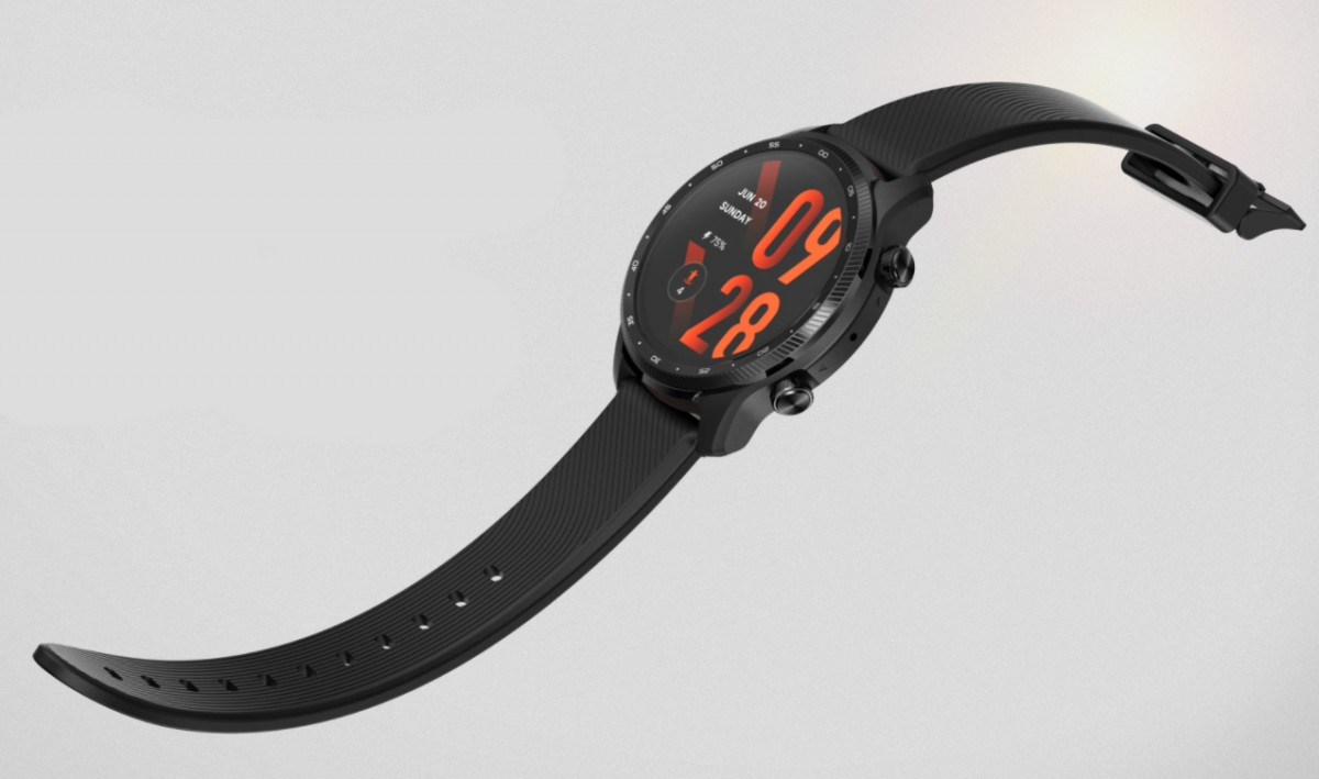 Mobvoi TicWatch Pro 3 Ultra GPS announced with updated secondary display and ''Dual Processor System''