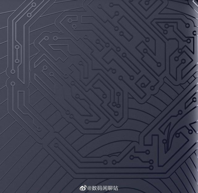 Alleged Realme GT Neo2T back panel design