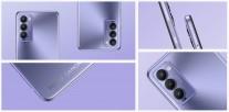 Tecno Camon 18 akan tersedia dalam warna yang sama: Iris Purple