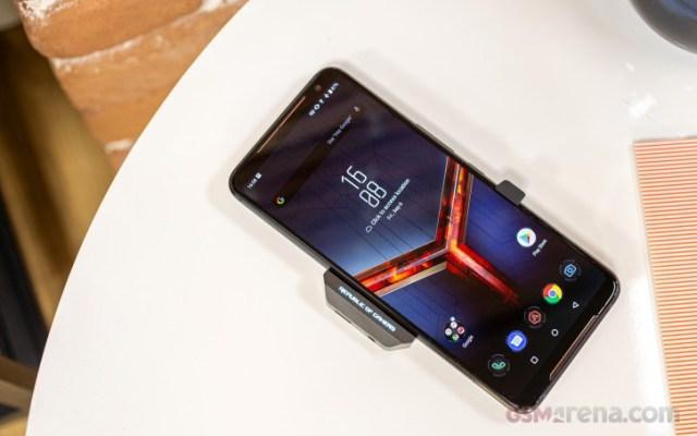 Asus ROG Phone II recenzie