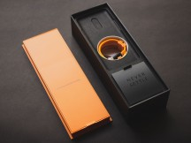 The case is hidden under the box - Oneplus 7t Pro Mclaren Edition Handson review