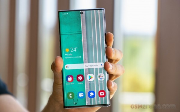 Samsung Galaxy Note10+ review: Design, build and 360 ...