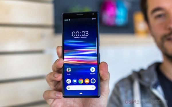 Sony Xperia 10 review - GSMArena.com tests