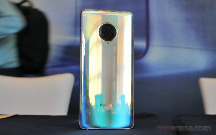 vivo NEX 3 5G hands-on review