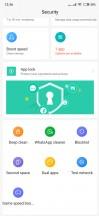 Security app - Xiaomi Mi Mix 3 review