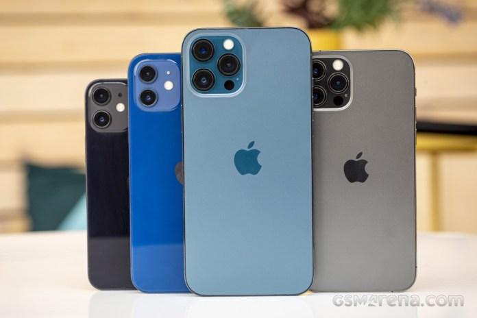 Apple Iphone 12 Pro Max Review Gsmarena Com Tests