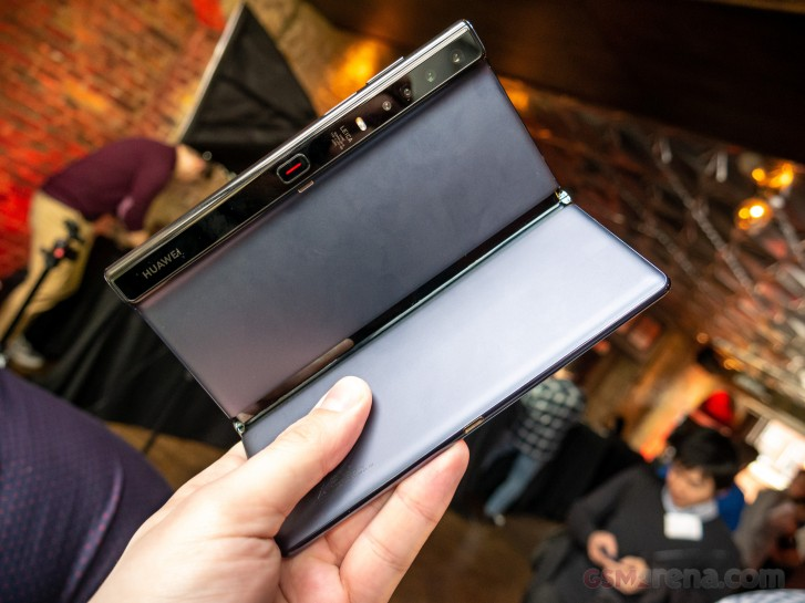 Huawei Mate Xs hands-on review