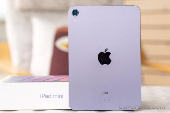 Análise do Apple iPad mini (2021)
