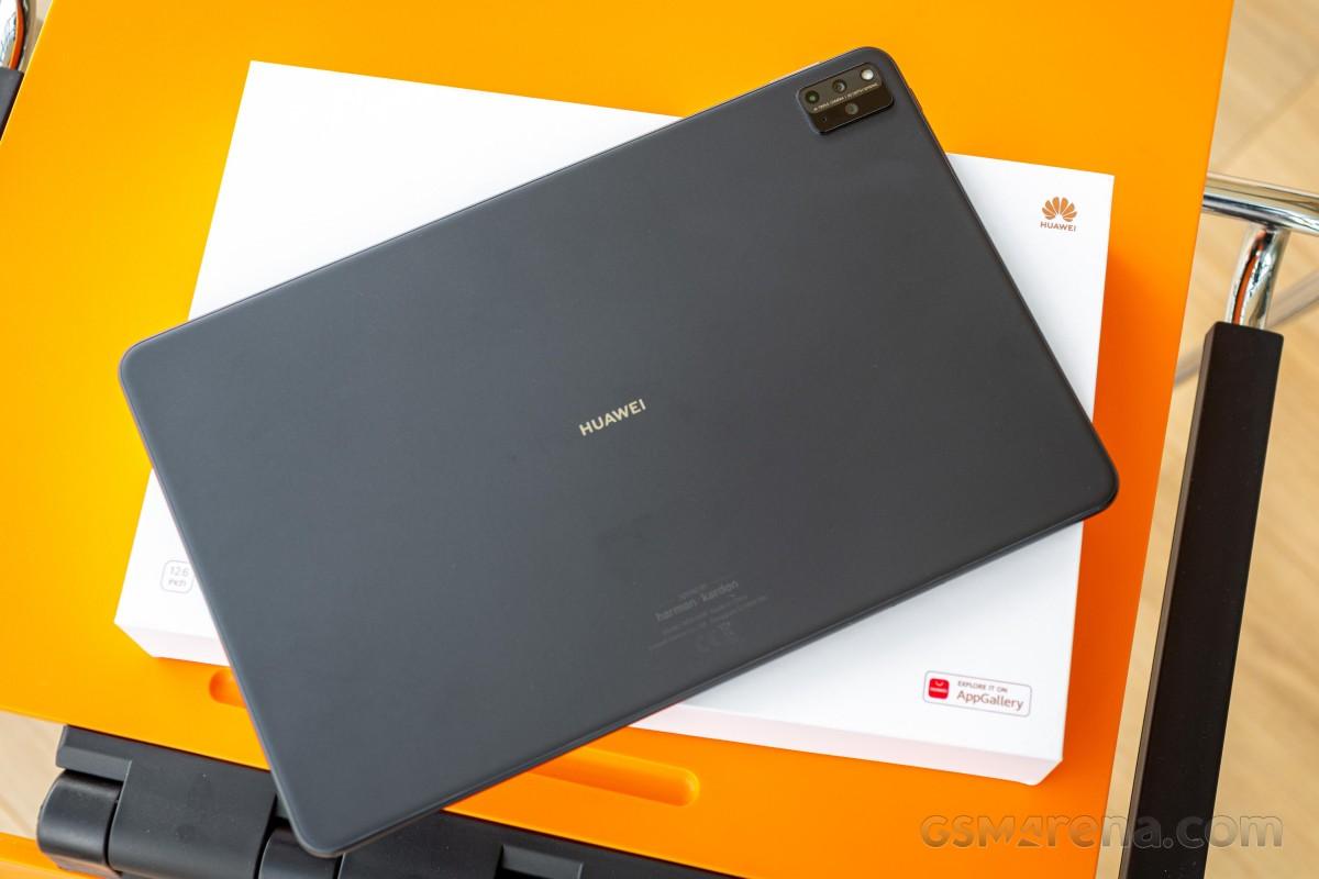 Huawei Matepad Pro 12.6 ulasan