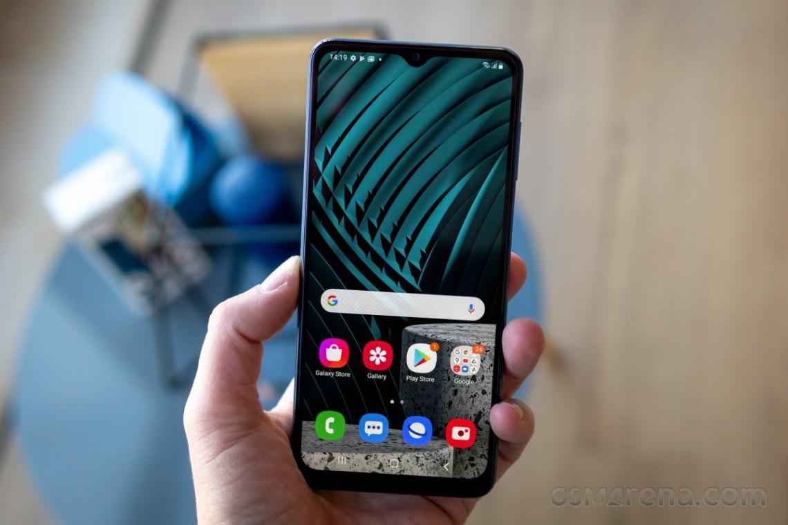 Ulasan Samsung Galaxy A12