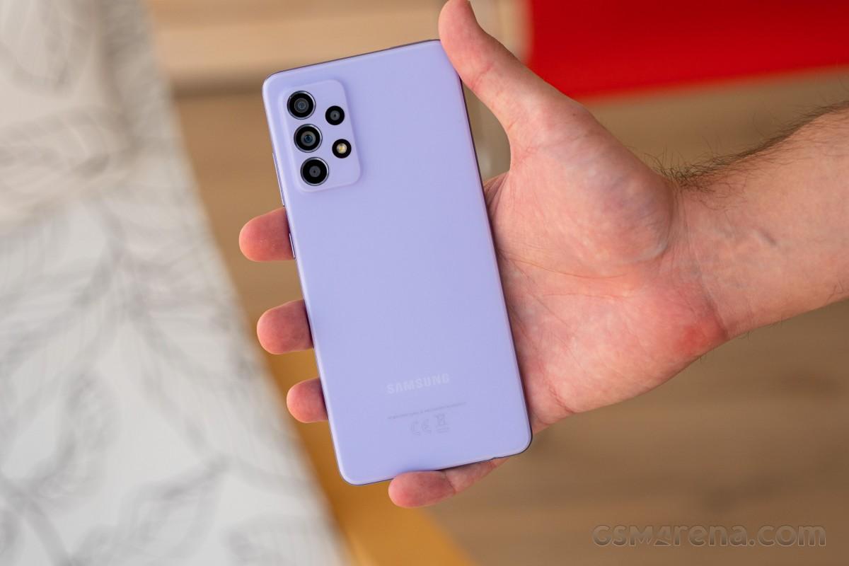 Ulasan Samsung Galaxy A52 5G