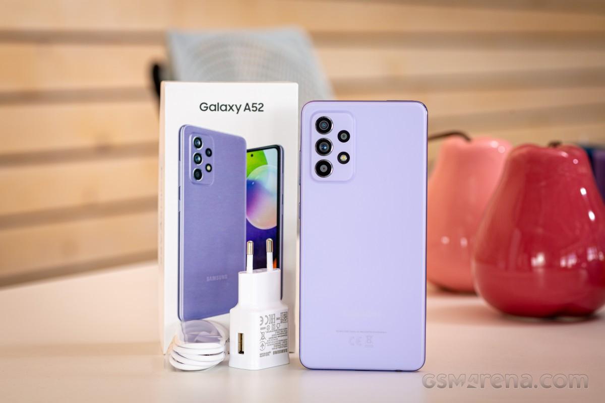 Ulasan Samsung Galaxy A52