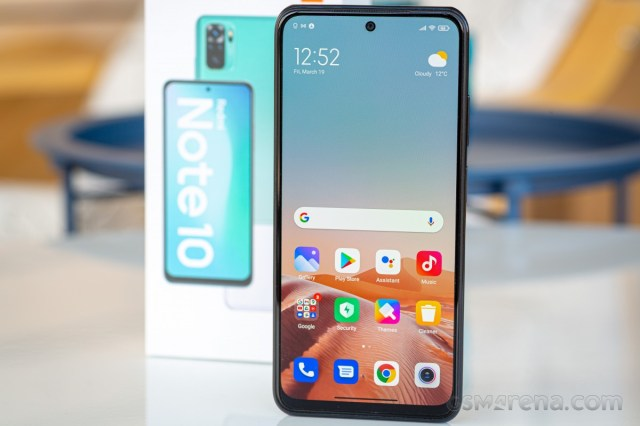 Xiaomi Redmi Note 10 review