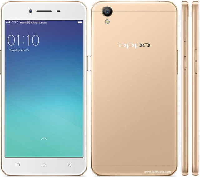 Oppo A37 pictures, official photos