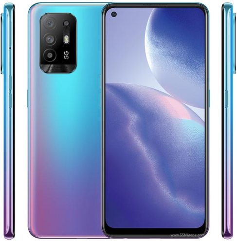 Oppo A95 5G pictures, official photos