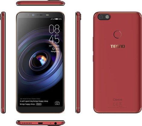 TECNO Camon X Pro pictures, official photos