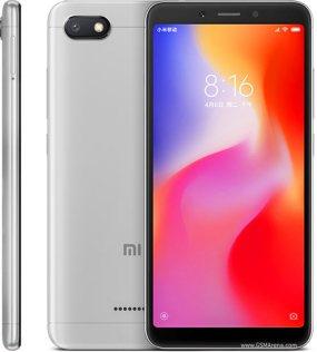Xiaomi Redmi 6A pictures, official photos