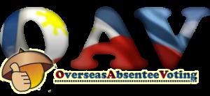 Filipinos Overseas Absentee Voting Logo