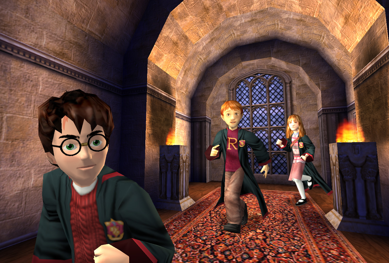 Harry Potter And The Sorcerer S Stone On Windows 10