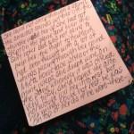 Sticky Note No. 3