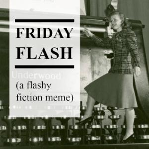 friday flash logo