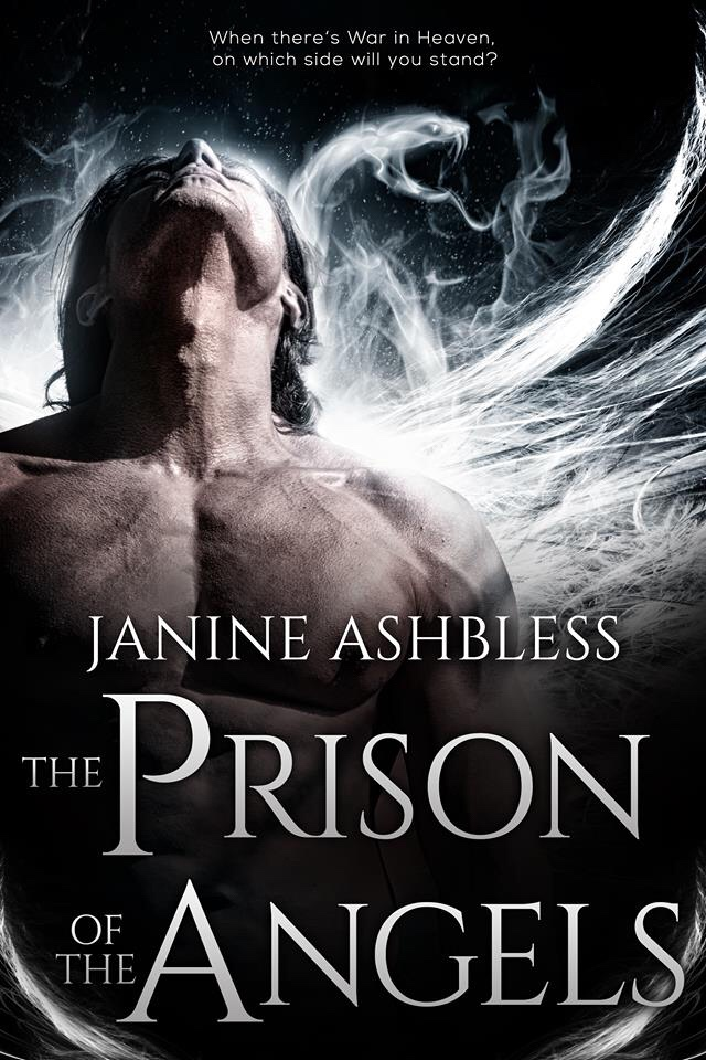 The Prison of Angels by Janine Ashbless is out — aka more Egan!!!