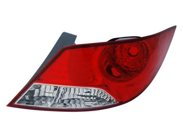 Фонарь задний правый для Хендай Солярис - Hyundai Solaris ...