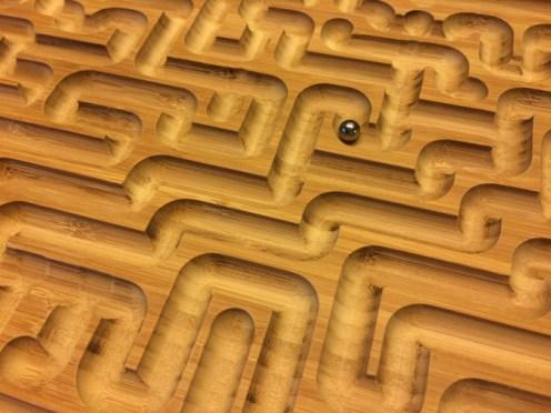 Cnc Marble Maze Functionaldesign