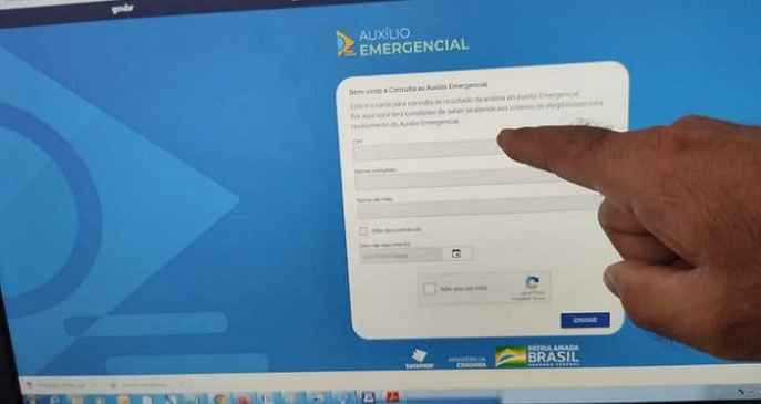Dataprev releases consultation of those approved in the next installments of emergency aid