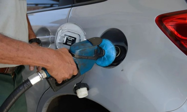 States that have the most expensive gasoline in Brazil;  liter goes from R$ 7