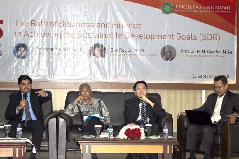 Seminar internasional SDG