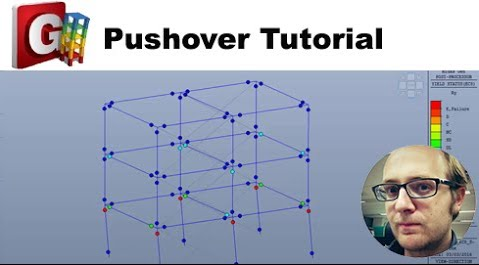 Pushover Analysis Tutorial with midas GEN as per Eurocode 8