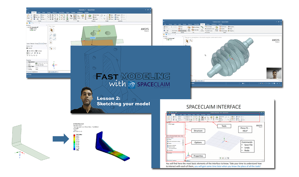 """Questions and Answers about the """"Serious FEA with Ansys"""