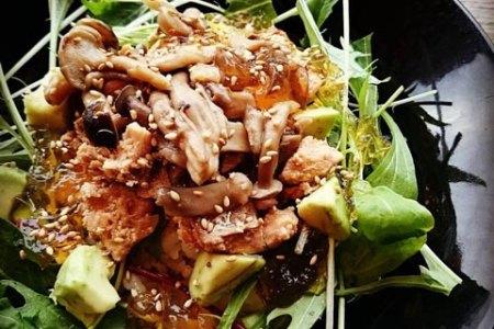 週替わりランチ 1/25-1/31 鮭丼?