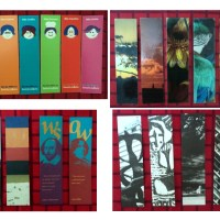 Vícios de uma Bookaholic: Marcadores!