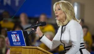 Jill Biden Crumbles Under Pressure, Fumes After Reporter Hits A Little Too Close To Home