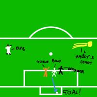 Leeds United 4 Peterborough 1