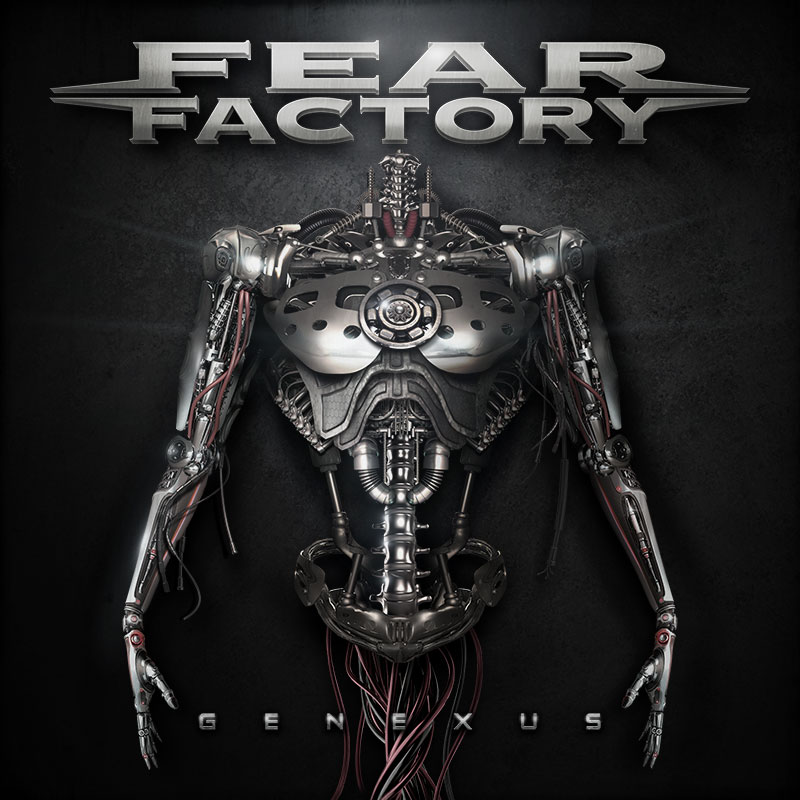 Fear Factory - Genexus - New Album