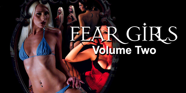 FEAR GIRLS Volume 2 – Now Available Amazon On Demand!