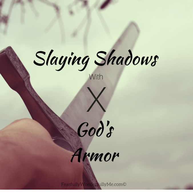 Slaying Shadows With God's Armor-Ephesians 5