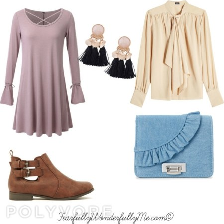 ruffles and frills fall fashion