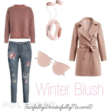 holiday fashion-winter blush