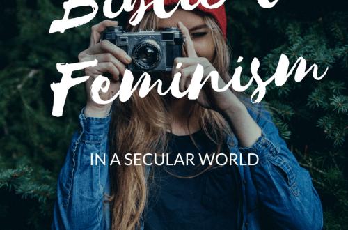 Biblical feminism in a secular world