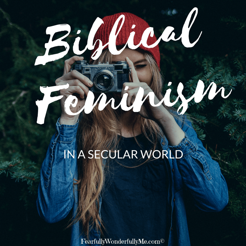 Biblical feminism in a secular world