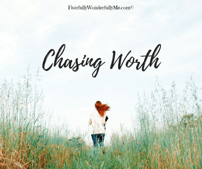 Chasing Worth