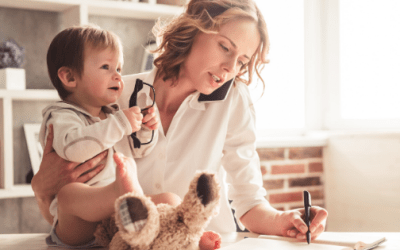 Moms in Business: Being More Than A Parent