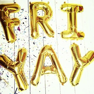 Today we celebrate friYAY!